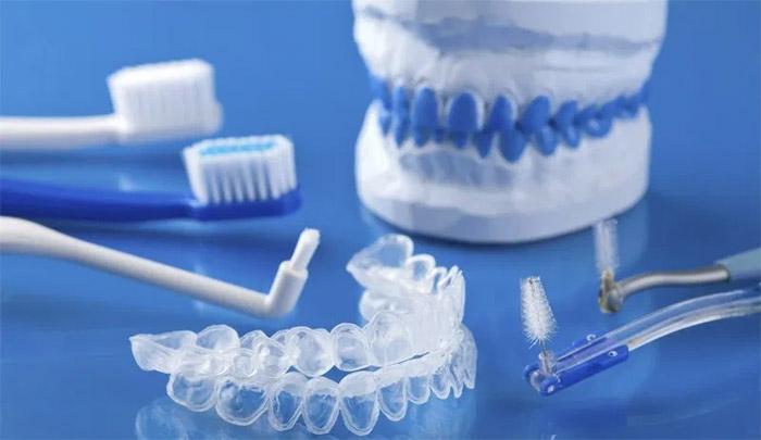 Blanqueamiento prescrito por el odontologo