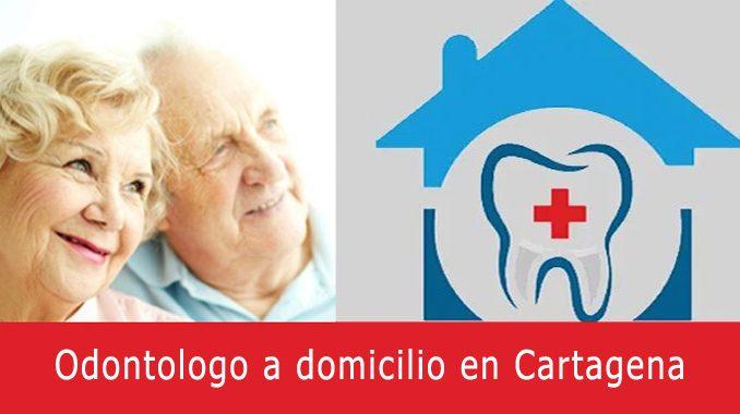 Odontologo a domicilio en Cartagena