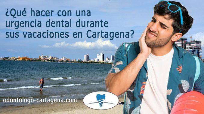 Urgencia dental vacaciones
