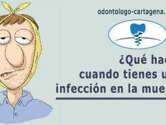 ¿Qué hacer cuando tienes una infección en la muela?