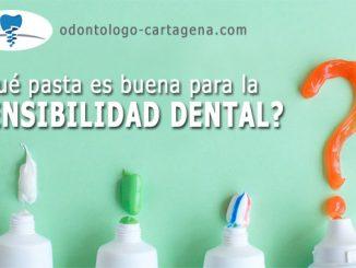 ¿Qué pasta dental es buena para la sensibilidad de los dientes?