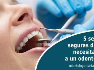 ver a un odontologo