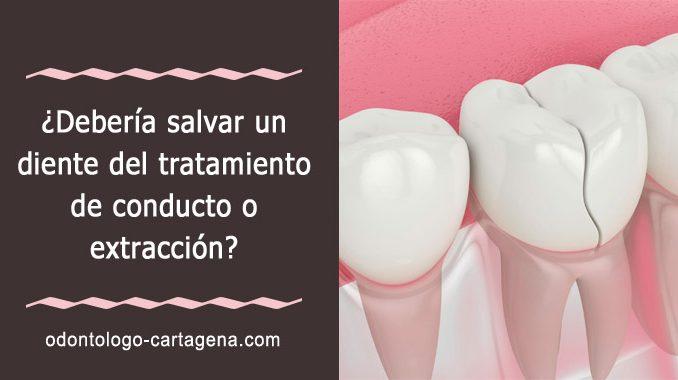 salvar un diente